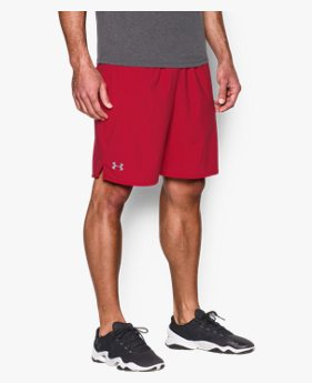 "Shorts de Treino Masculino Under Armour Qualifier 9"" Woven"